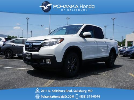 2020_Honda_Ridgeline_Sport_ Salisbury MD