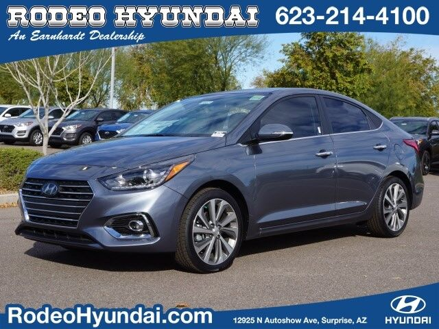 2020 Hyundai Accent 4d Sedan Limited Surprise AZ