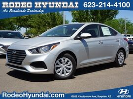 2020_Hyundai_Accent_4d Sedan SE 6spd_ Phoenix AZ