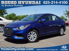 2020_Hyundai_Accent_4d Sedan SE 6spd_ Phoenix AZ