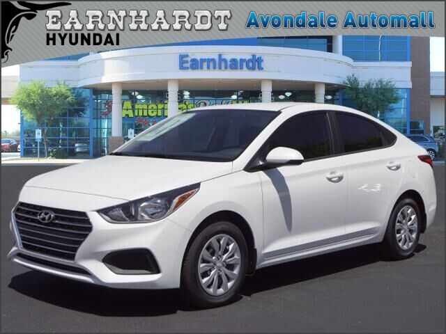 2020 Hyundai Accent 4d Sedan SE Auto