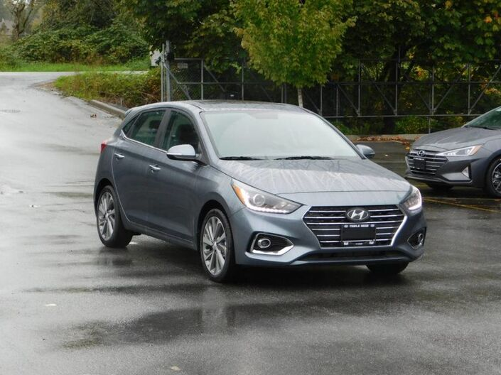 2020 Hyundai Accent 5 Door Ultimate IVT Maple Ridge BC