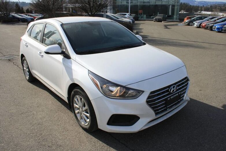 2020 Hyundai Accent Preferred Kelowna BC