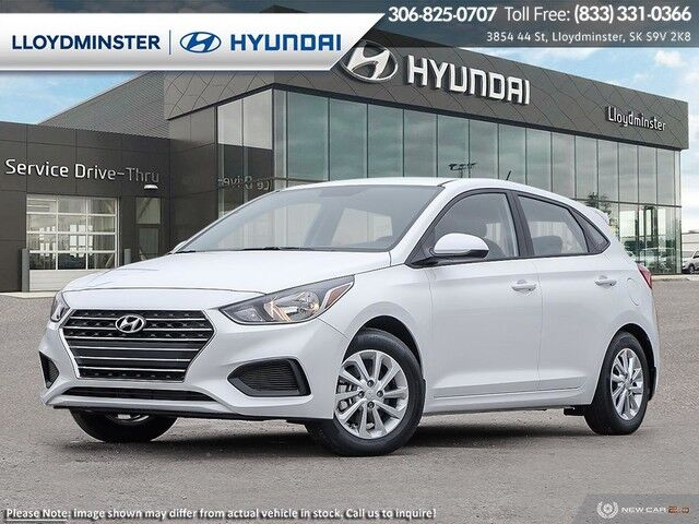 2020 Hyundai Accent Preferred Lloydminster SK