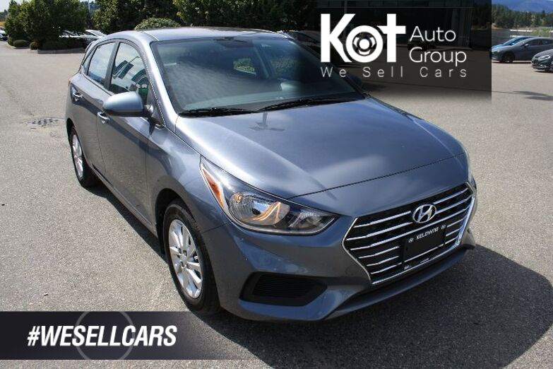 2020 Hyundai Accent Preferred ONE OWNER! NO ACCIDENT! LOW KMS! BLINDSPOT! BACKUP CAM Kelowna BC
