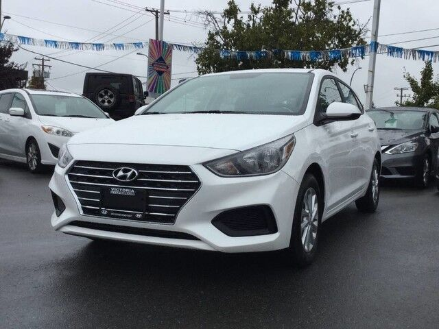 2020 Hyundai Accent Preferred Victoria BC