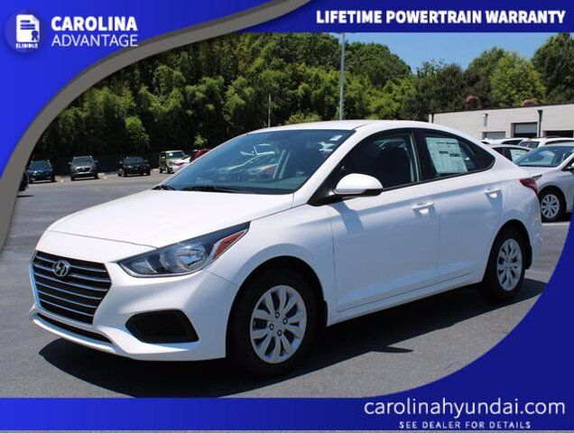 2020 Hyundai Accent SE High Point NC