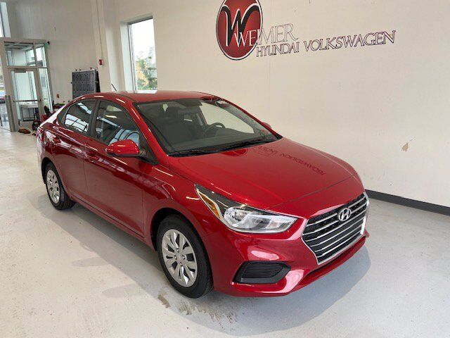 2020 Hyundai Accent SE Morgantown WV