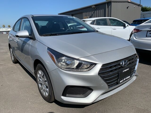 2020 Hyundai Accent SE National City CA