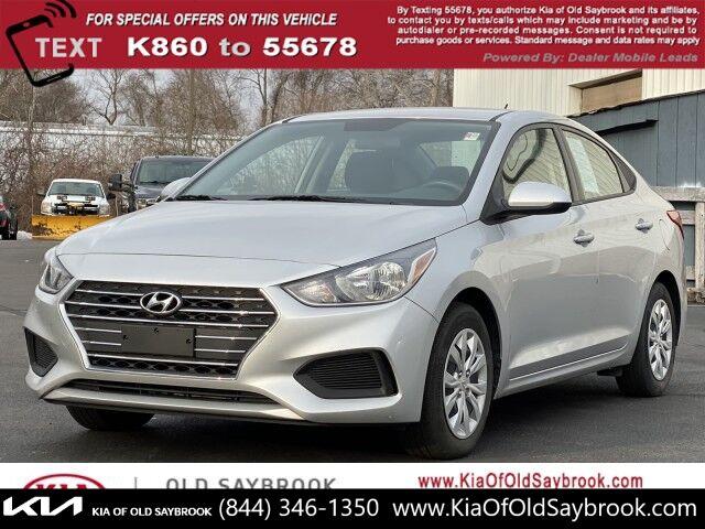 2020 Hyundai Accent SE Old Saybrook CT