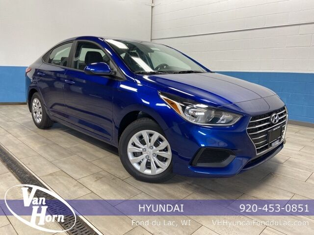 2020 Hyundai Accent SE Plymouth WI