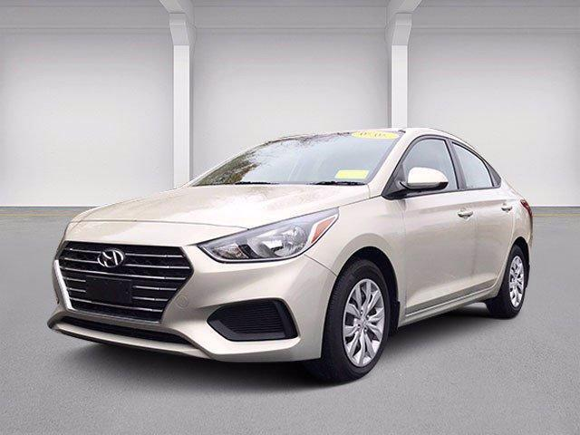 2020 Hyundai Accent SE Sedan IVT Dartmouth MA