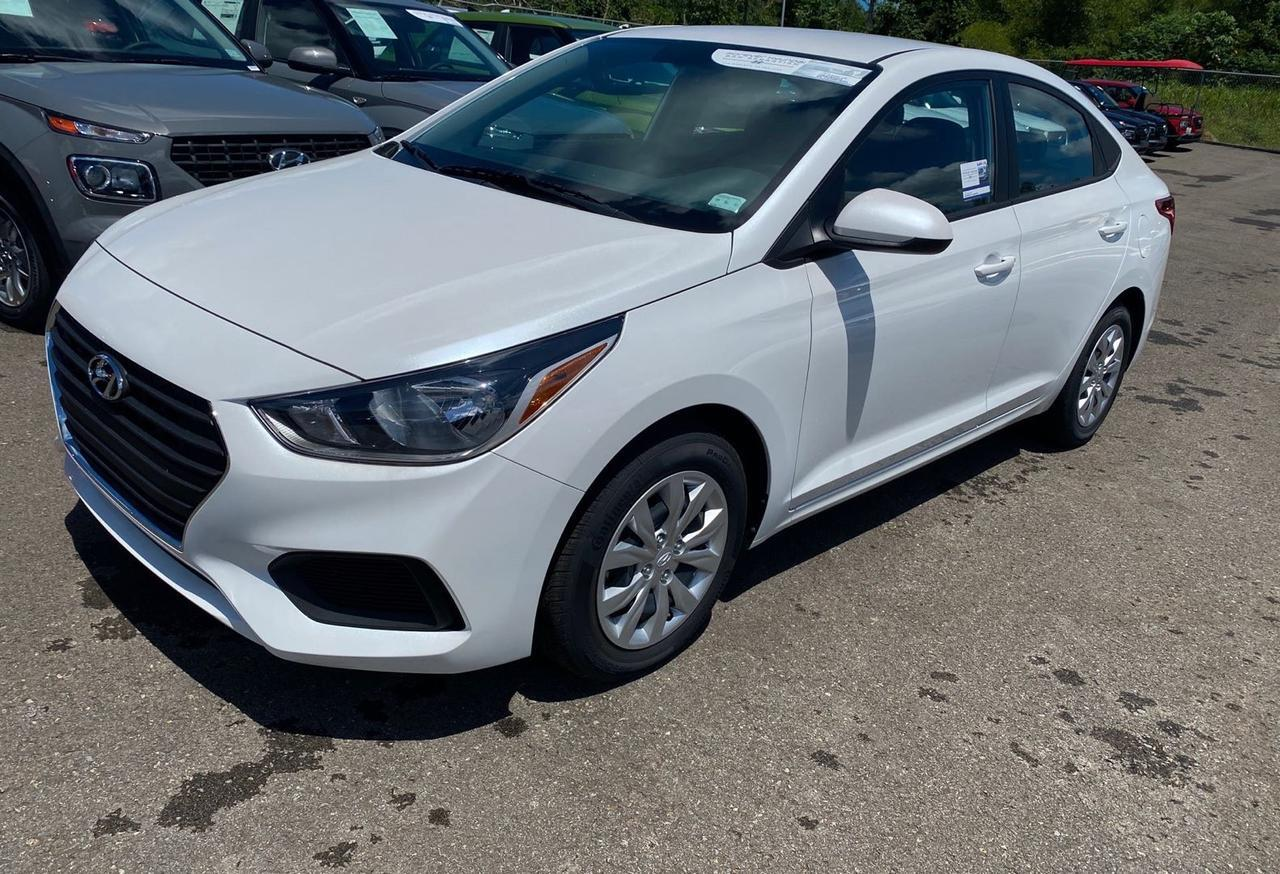 2020 Hyundai Accent SE Sedan IVT