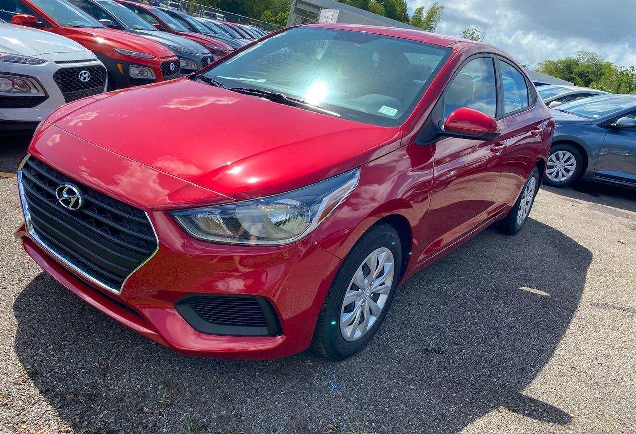 2020 Hyundai Accent SE Sedan Manual