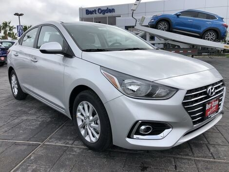 2020_Hyundai_Accent_SEL_ McAllen TX