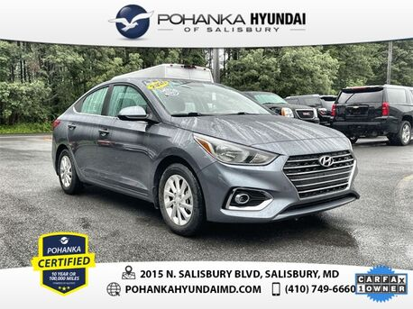 2020_Hyundai_Accent_SEL **ONE OWNER**CERTIFIED**_ Salisbury MD