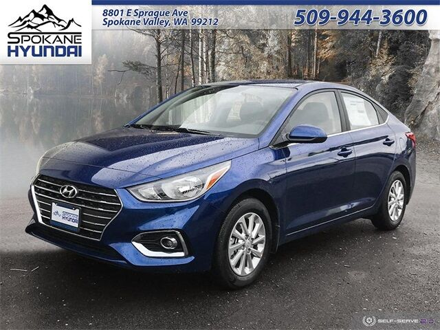 2020 Hyundai Accent SEL Spokane Valley WA