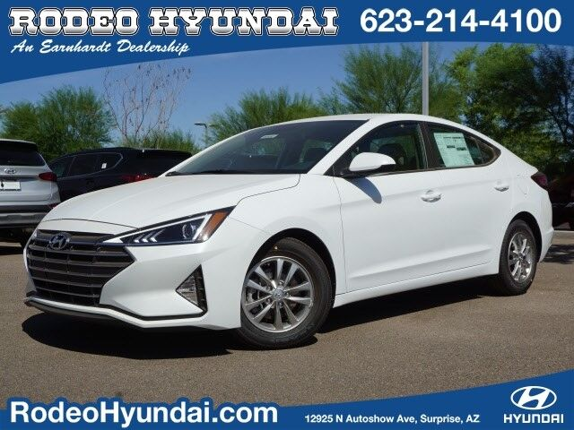 2020 Hyundai Elantra 4d Sedan Eco Surprise AZ