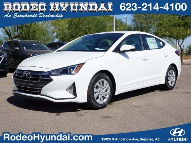 2020 Hyundai Elantra 4d Sedan SE Surprise AZ