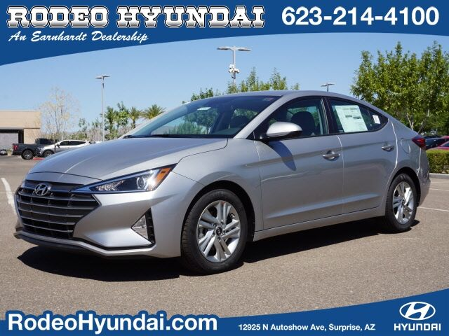 2020 Hyundai Elantra 4d Sedan SEL SULEV Surprise AZ