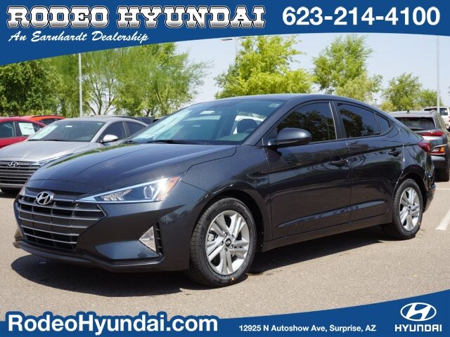 2020 Hyundai Elantra 4d Sedan SEL Surprise AZ