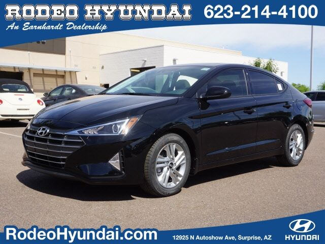 2020 Hyundai Elantra 4d Sedan Value Edition Surprise AZ
