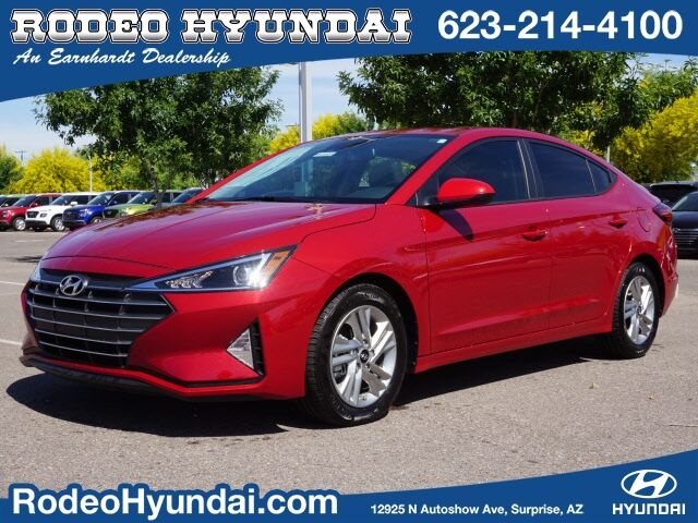 2020 Hyundai Elantra 4d Sedan Value Edition