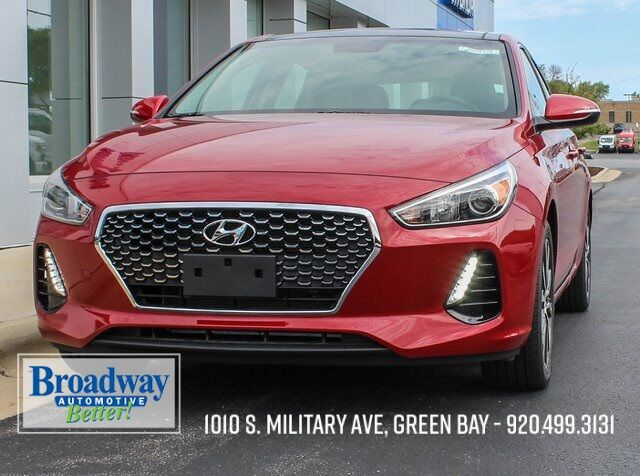 2020 Hyundai Elantra GT Base Green Bay WI