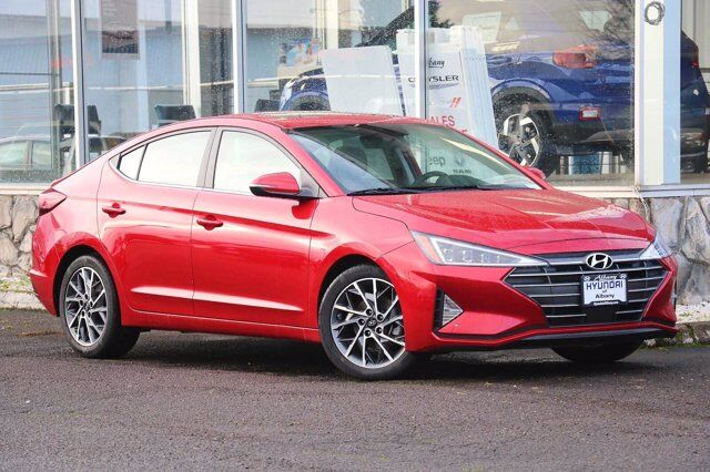 2020 Hyundai Elantra Limited Albany OR