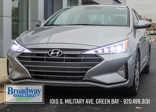 2020 Hyundai Elantra Limited Green Bay WI