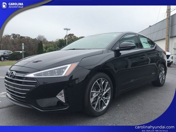 2020 Hyundai Elantra Limited High Point NC