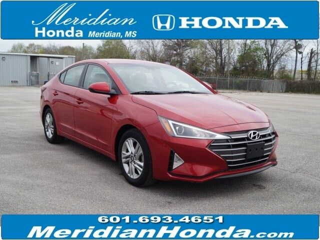 2020 Hyundai Elantra Limited IVT Meridian MS