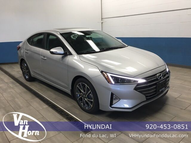 2020 Hyundai Elantra Limited Milwaukee WI