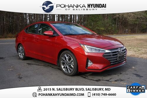 2020_Hyundai_Elantra_Limited **ONE OWNER**CERTIFIED**_ Salisbury MD