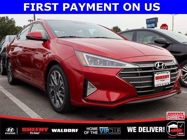 2020 Hyundai Elantra Limited 4D Sedan Waldorf MD