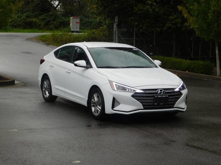 2020 Hyundai Elantra Preferred IVT Maple Ridge BC