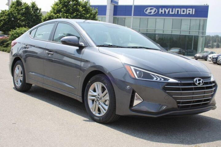 2020 Hyundai Elantra Preferred Kelowna BC