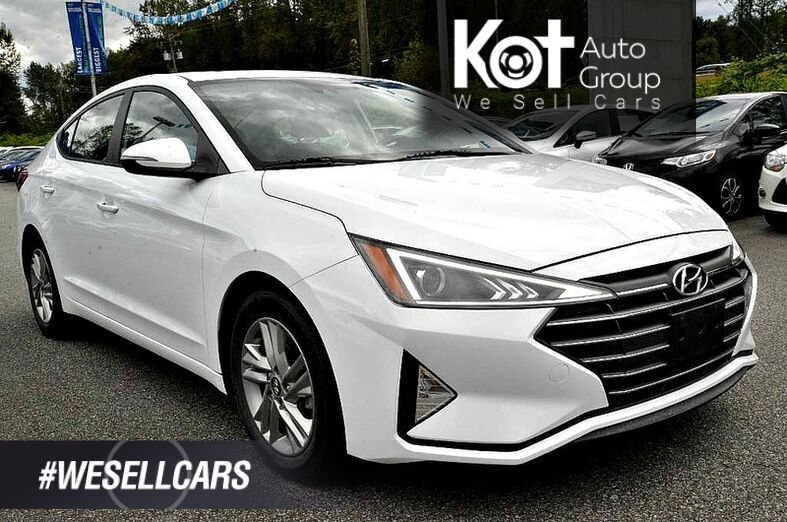2020 Hyundai Elantra Preferred w/Sun & Safety Package Kelowna BC