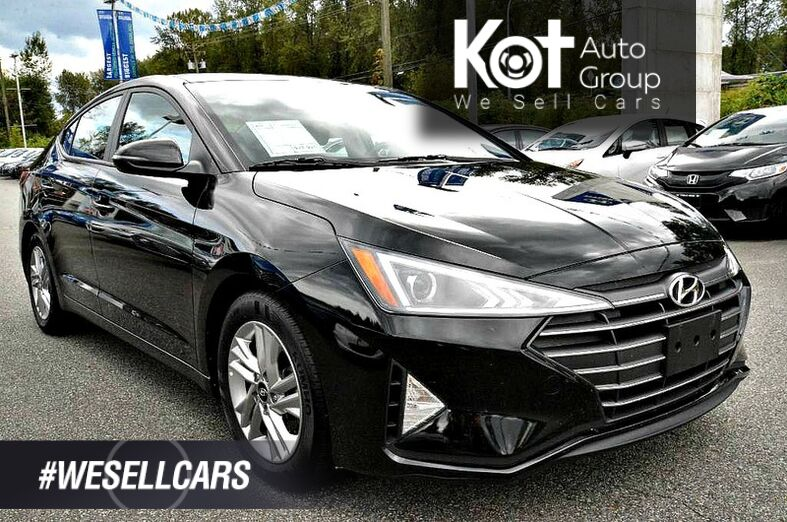 2020 Hyundai Elantra Preferred w/Sun & Safety Package Maple Ridge BC