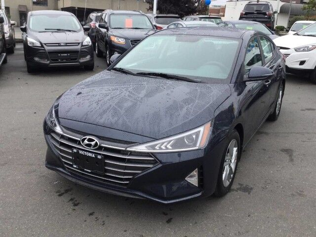 2020 Hyundai Elantra Preferred w/Sun & Safety Package Victoria BC