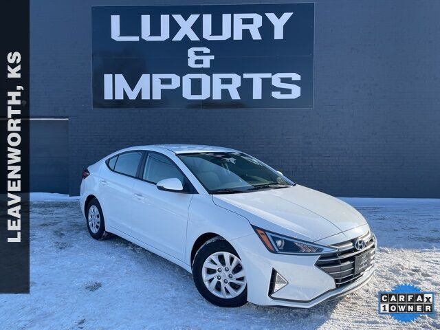 2020 Hyundai Elantra SE Leavenworth KS