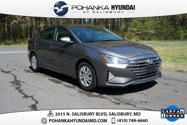 2020 Hyundai Elantra SE **ONE OWNER**CERTIFIED** Salisbury MD