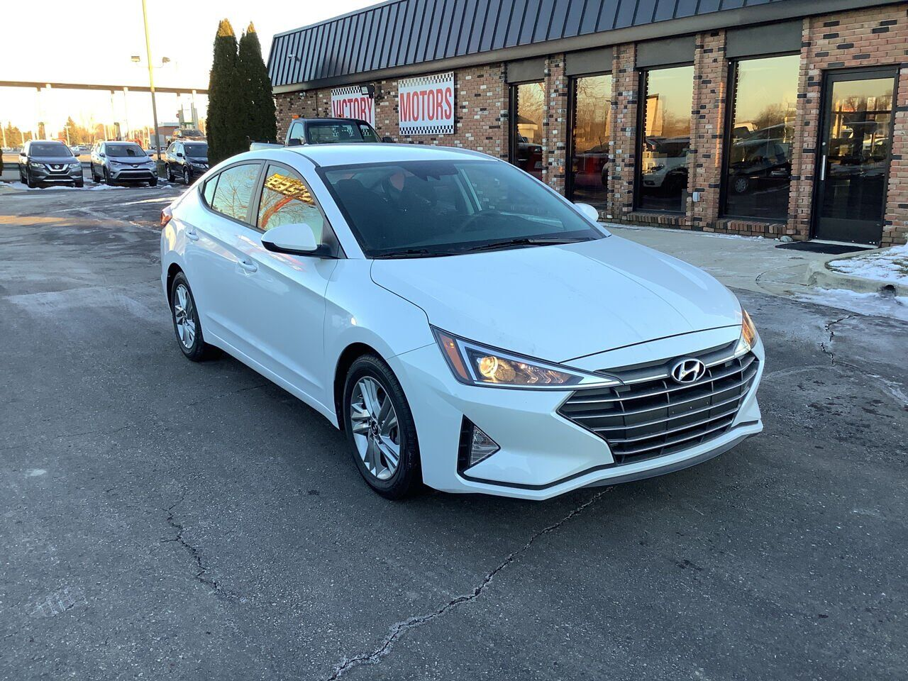 2020 Hyundai Elantra SEL 4dr Sedan Chesterfield MI