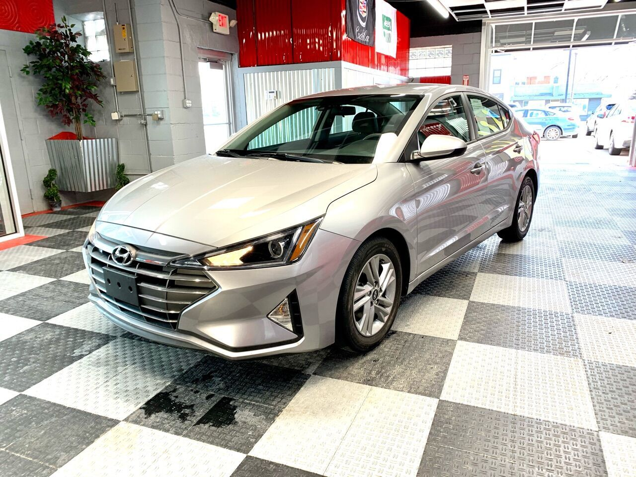 2020 Hyundai Elantra SEL 4dr Sedan Royal Oak MI
