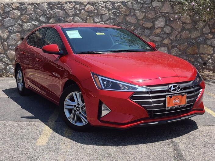 2020 Hyundai Elantra SEL El Paso TX