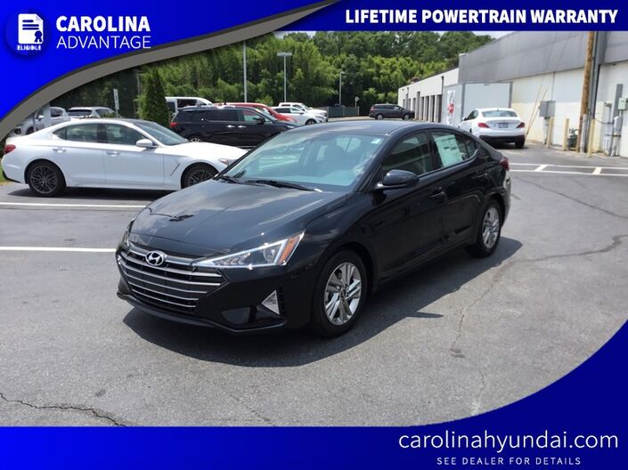 2020 Hyundai Elantra SEL High Point NC