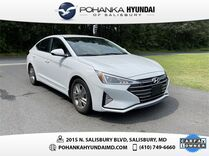 2020 Hyundai Elantra SEL **ONE OWNER**CERTIFIED**