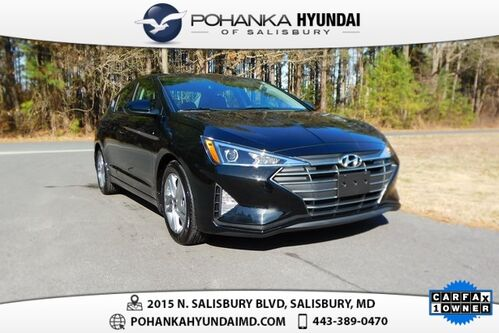 2020_Hyundai_Elantra_SEL **ONE OWNER**CERTIFIED**_ Salisbury MD