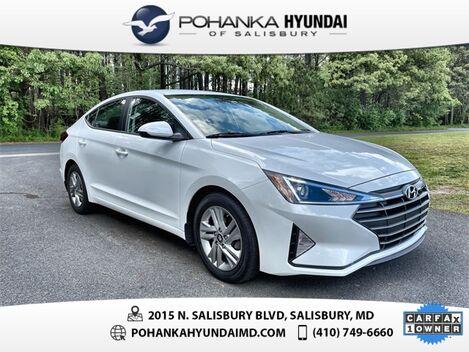 2020_Hyundai_Elantra_SEL **ONE OWNER**CERTIFIED**_ Salisbury MD