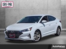 2020_Hyundai_Elantra_SEL_ Roseville CA